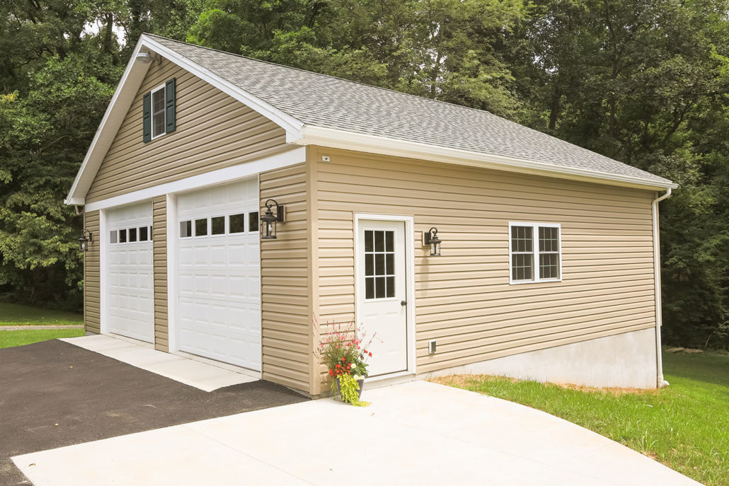 yorklyn construction garages