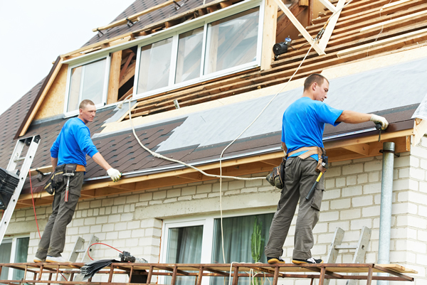 Hire a Contractor for a Roof Job